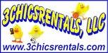 Logo 3chicsrentals 2 copy