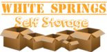 Logo whitespringsselfstorage