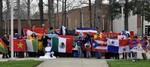 Thumb parade of nations