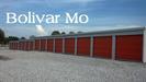 Logo storage building bolivar mo
