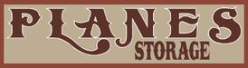 Logo planes storage logo