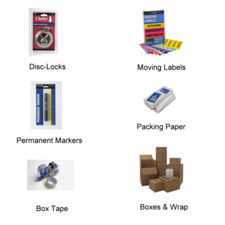 Gallery supplies  3