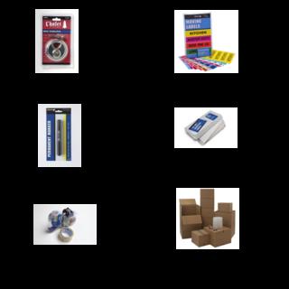 Gallery supplies