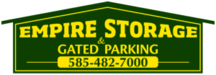 Logo empire storage rochester logo