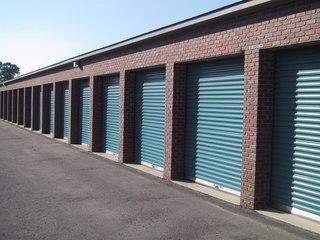 Gallery storage units