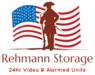 Logo rehmann storage real logo