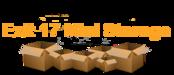 Logo exit17ministorage