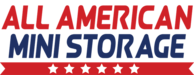 Logo all american storage logo hiram