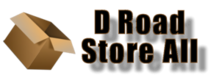Logo d road store all