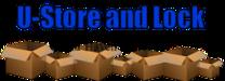 Logo ustore lock