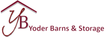 Logo yoderbarns color