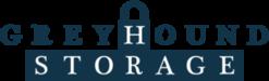 Logo greyhound storage logo rgb