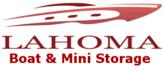Logo lahomalogo